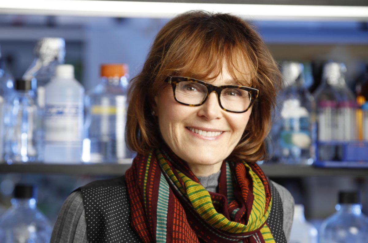 Biochemistry PhD alum Lynne Maquat