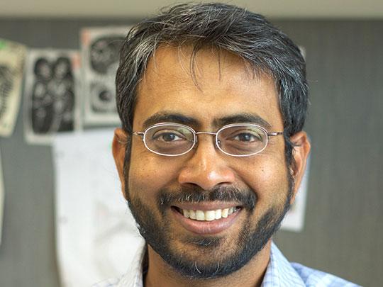 Photo of Baron Chanda