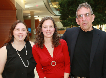 Photo of Michael R. Sussman and Melanie Ivancic