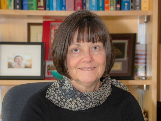 Photo of Patricia Kiley