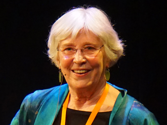 Photo of Judith Kimble