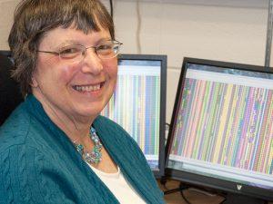 Photo of Ann Palmenberg