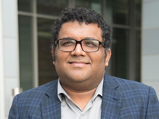 Photo of Srivatsan Raman