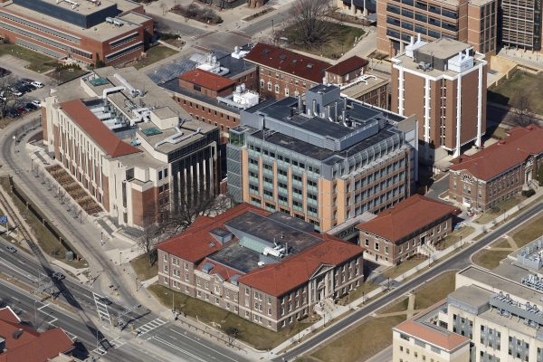 Image of Biochem Complex buildings