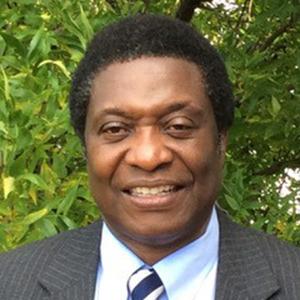 Biochemistry Professor James Ntambi