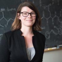 Assistant Professor Amy Weeks
